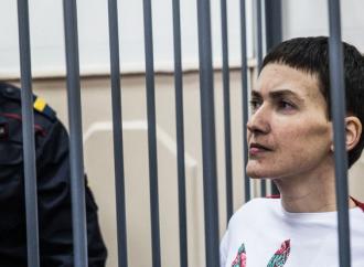 Російський суд виніс обвинувальний вирок Надії Савченко: 22 роки позбавлення волі