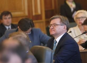«Батьківщина» закликає ухвалити закон про мирні зібрання, - Григорій Немиря