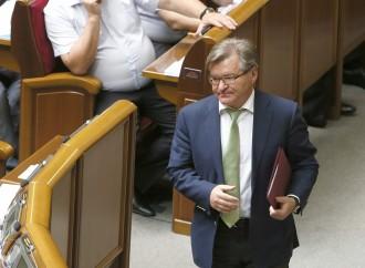 Санкції мають бути збережені до повернення Криму Україні, – Григорій Немиря