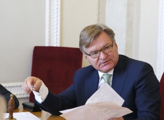 Григорій Немиря: Тільки об'єднані зусилля Заходу зможуть зупинити агресію Росії
