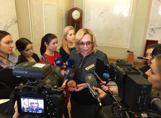 Олександра Кужель: Безвідповідальний уряд потрібно відправляти у відставку