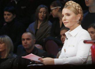 Юлія Тимошенко: Недопустимо й надалі покладатися на Мінські угоди