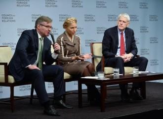 Юлія Тимошенко провела низку робочих зустрічей у США