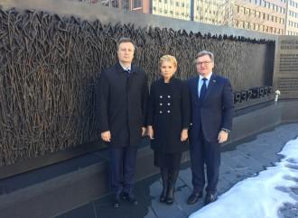 Юлія Тимошенко вшанувала пам'ять українців-жертв Голодомору 1932-1933 років
