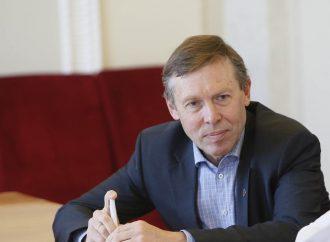 Сергій Соболєв: Непрофесійний уряд має негайно піти у відставку