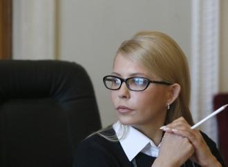 Юлія Тимошенко зустрілася з Президентом Європарламенту
