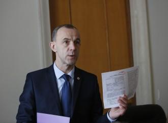 Андрій Кожем'якін висловив уряду зауваження від «Батьківщини» щодо закону про спецконфіскацію