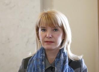 Ірина Верігіна: Розправа над опонентом