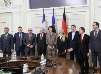 Німеччина та Франція закликали владу України подолати корупцію