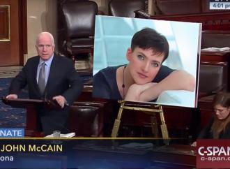 Сенатор Маккейн закликав Держсекретаря США у Москві домогтися звільнення Надії Савченко