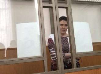 Франція вимагає від Росії повернути Україні Савченко