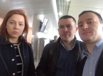 Депутатів від «Батьківщини» затримали у Москві і не дали вилетіти на суд над Савченко
