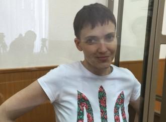 Надія Савченко: Суд – фарс, вирок – блеф