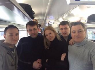 Депутати від «Батьківщини» їдуть до російського Донецька підтримати Надію Савченко