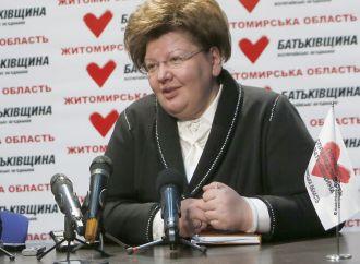 Анжеліка Лабунська підбила підсумки виборів у новостворених ОТГ на Житомирщині