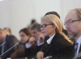 27 липня – попереднє засідання у справі за позовом Юлії Тимошенко проти уряду