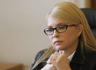 Юлія Тимошенко: Я вірю, що Надія Савченко дуже скоро повернеться в Україну