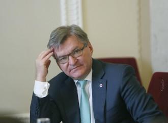 Григорій Немиря звернеться до послів Великої сімки щодо законопроекту про пенсійні виплати вимушеним переселенцям