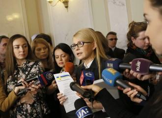Юлія Тимошенко: Розв'язати політичну кризу має Президент