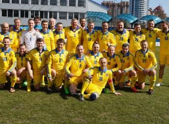 Депутати «Батьківщини» взяли участь у благодійному футбольному матчі на підтримку дітей-аутистів