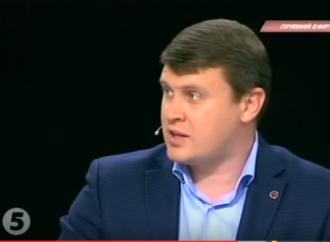 Вадим Івченко: Неправомірно призначений уряд тільки відтермінував дочасні парламентські вибори