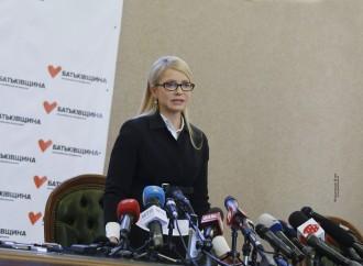 Юлія Тимошенко: Коаліції нема, тому дострокові парламентські вибори – найчесніший вихід