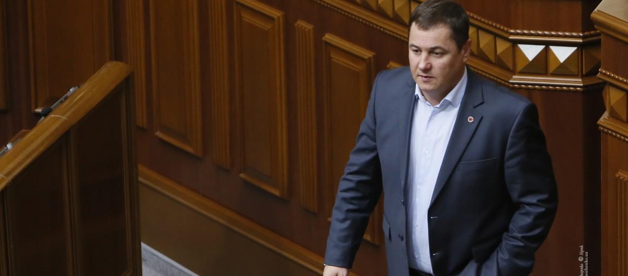 Необхідно негайно припинити брудний бурштиновий кримінал, – Сергій Євтушок