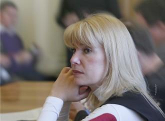 Ірина Верігіна: Президентом має стати жінка, 15.02.2018