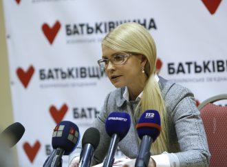 Юлія Тимошенко: Нові ціни на газ – злочин проти українців
