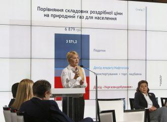 Найбідніші люди тепер платитимуть за газ вдвічі більше, - Юлія Тимошенко