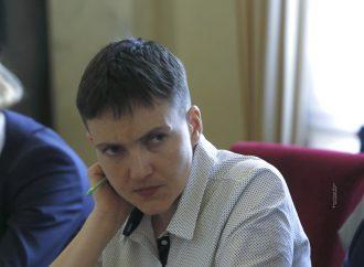 Надія Савченко: Я не дам вам забути про хлопців, які віддають життя за Україну!