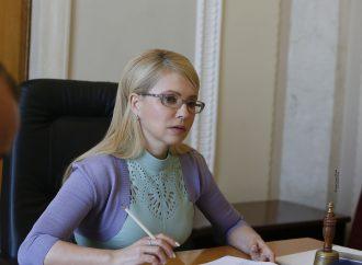 Юлія Тимошенко: Приватизацію потрібно проводити, коли закінчиться війна та зміцниться економіка, 18.05.2016