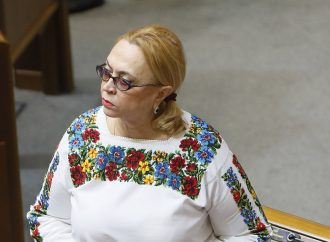 Олександра Кужель: Савченко дасть відсіч «крикунам» у парламенті