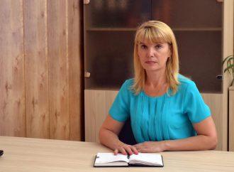 Ірина Верігіна привітала жителів Луганщини з Днем молоді