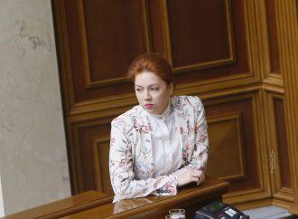Альона Шкрум: Регламентний комітет і два iPhone