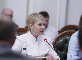 Юлія Тимошенко закликала створити прес-центр для висвітлення махінацій довкола виборчої кампанії