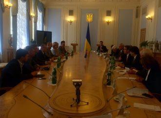 Григорій Немиря зустрівся з делегацієюПалати представників Конгресу США