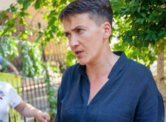 Ненормально, коли в країні війна, а сотні захисників – в тюрмі або під слідством, – Надія Савченко