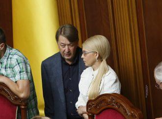 Юлія Тимошенко: «Батьківщина» блокуватиме ВР для вирішення тарифних питань