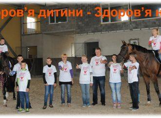 «Батьківщинівці» Київщини організували для дітей екскурсію до кінного клубу