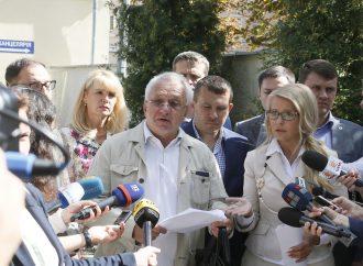 «Батьківщина» добиватиметься скасування незаконних постанов уряду і НКРЕКП до опалювального сезону, - Юлія Тимошенко