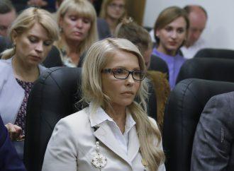«Тарифні суди» можна виграти, якщо у суддів є хоча б крапля відповідальності, - Юлія Тимошенко
