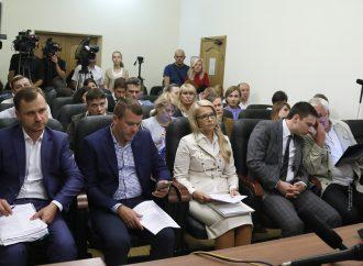 30 вересня – суд за позовом Юлії Тимошенко проти НКРЕКП