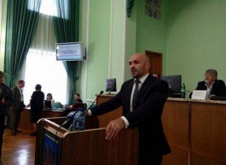 Головою Херсонської облради став представник «Батьківщини» Владислав Мангер