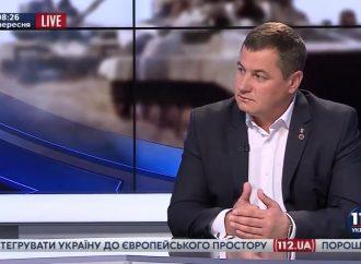Щоб зупинити російську агресію, Україні треба змінити формат переговорів, – Сергій Євтушок