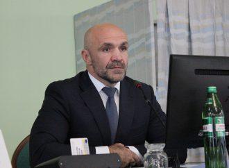 Владислава Мангера обрали головою Херсонської обласної ради