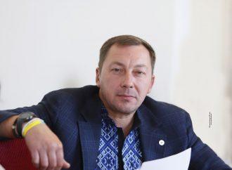 Руслан Богдан: Шана героям-чорнобильцям