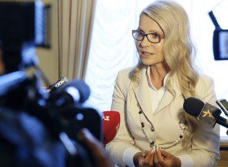Так звана коаліція - це кнопкодави: що наказали, за те й проголосували, - Юлія Тимошенко