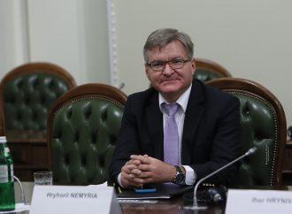 Григорій Немиря звернувся до Єврокомісії щодо виплати пенсій вимушеним переселенцям