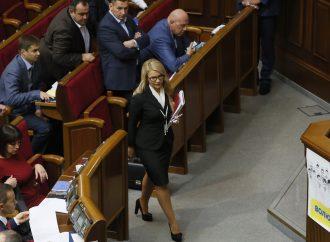 НКРЕКП має бути незалежною від президента, - Юлія Тимошенко